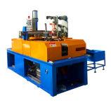 Imballaggio della macchina a nastro del cavo elettrico che arrotola e che avvolge la macchina rotolata del piatto