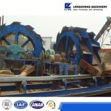 Machine à laver de sable de roue en ligne de production de la transformation de sable