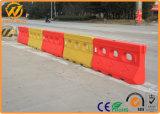 O tráfego de alta qualidade de HDPE flexível barreira com água