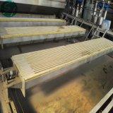 La Deshidratación de elementos de la máquina de papel molino
