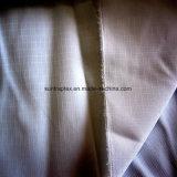 Polyester-Check-Schaftmaschine-Rohseide-Gewebe mit weicher Note für Kleid