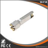Garantierte Qualität des Lautsprecherempfängers des Arista-SFP-10GE-T kompatible 10GBASE-T SFP+ kupferne RJ-45 30m Baugruppe