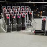 China Fabricante Venta caliente metacrilato titular de la barra de labios
