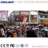 Im Freien farbenreicher P10 reparierter LED-Bildschirm für das Bekanntmachen der Bildschirmanzeige
