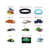 Nuovo braccialetto del silicone su ordinazione poco costoso della zebra per i prodotti promozionali