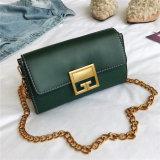 最新のSmall Bag PU Women型のメッセンジャーの鎖の肩の女性ハンドバッグ