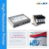 Нескольких печатающих головок принтера с высоким разрешением для упаковки продуктов питания (ECH800)