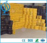 500*400*50mm de goma de alta calidad badén