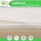 Cubiertas 100% de colchón de la prueba del ácaro del polvo del algodón