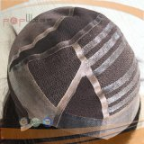 Peluca superior de seda del frente del cordón del pelo humano (PPG-l-0540)