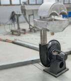 Máquina Extrusora de doble husillo avanzadas para el reciclaje de plástico PET de peletización