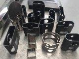 Fabrik-Zubehör-Metallblatt-und Rohr-Scherblock-Faser-Laser-Ausschnitt-Maschine