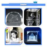PET-DP Kristalllaser-Gravierfräsmaschine-Preis der Serien-3D für Foto