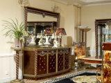 Buffet reale classico di colore del Brown dei 0026 piedini di Conicalness