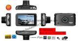 """私用2.7 """" Novatek 96660車DVRのGセンサー、夜間視界、制御車のダッシュのデジタル駐車ビデオレコーダーが付いている完全なHD 1440p車のブラックボックスのカメラ"""