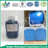 Colorant bleu de couleur pour des produits de mousse d'unité centrale