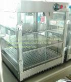 스테인리스 음식 세륨 증명서 (DFW-510-3TL)를 가진 데우는 진열장 음식 온열 장치