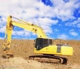 China Top vendendo 22 toneladas escavadeira hidráulica da roda