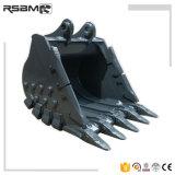 Nuevo accesorio de roca cuchara para excavadora 20t