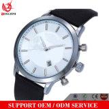Yxl-659 2016人の方法カスタムロゴは、腕時計の本革、腕時計の人の革卸しで見る