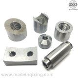 Parti di metallo su ordinazione di macchina per tornire di precisione di CNC/pezzi meccanici