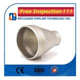 Riduttore concentrico degli accessori per tubi dell'acciaio inossidabile 316 di programma 40