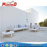 Heißes verkaufendes Aluminiumim freiengarten-Möbel-Sofa-Set
