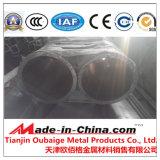 Tubo de aluminio primero 6063 T5 del diámetro grande de la calidad