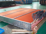 Kupfernes Gefäß HVAC-Hochdruckwärmetauscher