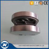 8-10mm D Form-Edelstahl-Glasgeländer-Schelle