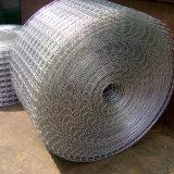 2X2 ha galvanizzato la rete metallica ed il rullo saldati