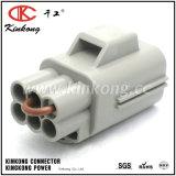 6 broches/automobile électrique mâle du connecteur du câble étanche