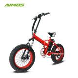 26'' Beach Cruiser 4.0 Neumático Fat barata e suspensión total bicicleta Bicicleta eléctricaE-Bike