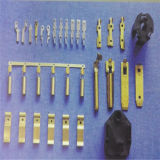 Verschiedene Arten des Messing-/kupferner Draht-Verbinders (HS-DC-010)