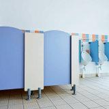 Cofre do jardim de infância crianças compartimento de papel higiénico compacto