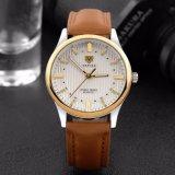 Orologio della vigilanza di buona qualità di Rolexable di colore dell'oro Z357 per gli uomini