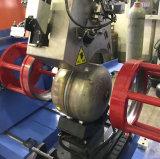 Cilindro de GPL Corpo automática da linha de soldadura