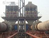 four rotatif de haute qualité pour la ligne de production de minéraux