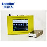 Leadjet A100 großes Zeichen-Drucken-Geräten-Dattel-Drucken auf Plastiktasche