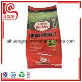 La bolsa de plástico lateral del embalaje del fertilizante de la industria de la agricultura del escudete