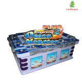 Máquina de juegos del rey 2 pescado del océano del juego de los pescados del retén de la arcada de la pesca del beneficio de la alta vuelta que tira