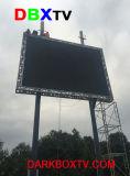 중국 LED 공장 P6 옥외 발광 다이오드 표시