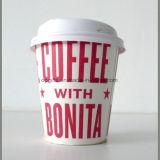 Изоляции стены потрошителя бумажного стаканчика кофеего бумажные стаканчики устранимой горячие