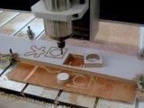 Tagliatrice di CNC dell'Singolo-Asse di rotazione per falegnameria