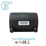 Accessorio per tubi di plastica del T dell'HDPE