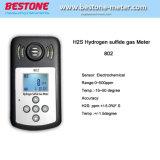水素硫化ガス探知器および温度のメートル802
