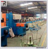Manguito de goma hidráulico de alta presión de Tempure del manguito de la producción de la fabricación