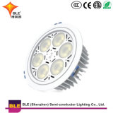 Incrustado de techo LED Spotlight AC85-265V Montaje Empotrado Downlight de techo