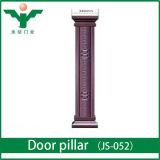 De luxueuze Gegoten Pijler van de Deur van de Villa van het Aluminium van het Koper