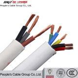 Fio isolado PVC com tensão Rated até 450/750V